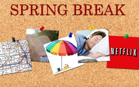 It's time for a break!