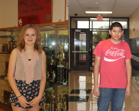 Students of the Week – Ashtin Heath & Hector Lopez