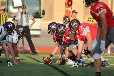 Panthers vs. Leavenworth Pioneers, Sept. 4