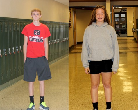 Students of the Week – Garrett Roddey & Hunter Ruppe