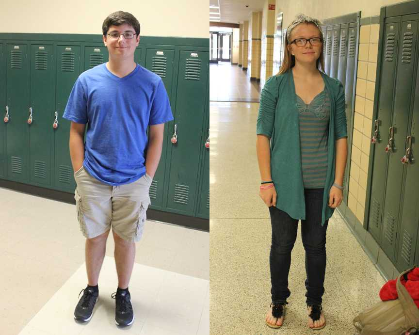 Students of the Week - Jared Divis & Emily Bond