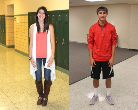 Students of the Week – Taylor Fugitt & Chance Perry