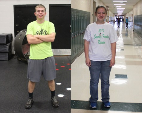 Students of the Week – Anson Hall & Destiny Sanchez