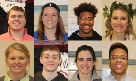 Meet Your 2016 Winter Homecoming Candidates
