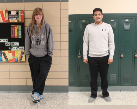 Students of the Week – Alexandria Snyder & Jose Batres