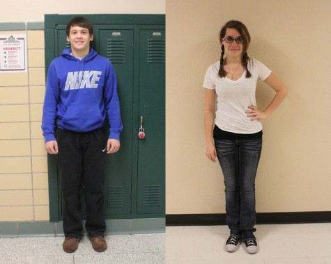 Students of the Week – Keaton Sander & Lexi Ratcliff