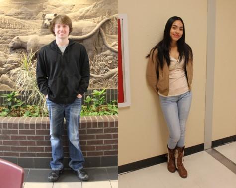 Students of the Week – Dawson Clark & Ruth Reyes