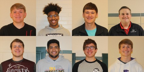 Meet Your 2016 Mr. Perfect Panther Contestants