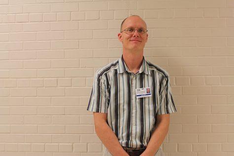Teacher of the week: Hutchinson
