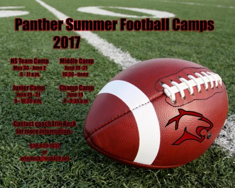 Summer football workouts begin May 30