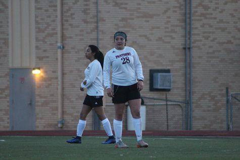 The Girls Soccer Team Kicking Up a Storm