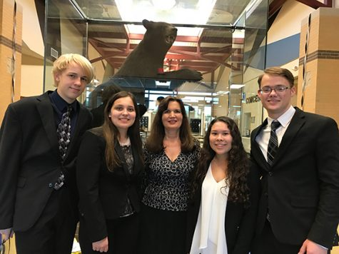 GBHS Debate Teams Place Again