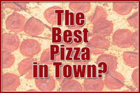 The Best Pizza in Town?