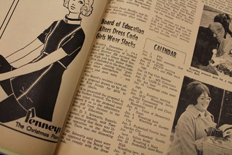 Article from 1970 Panther Tales.