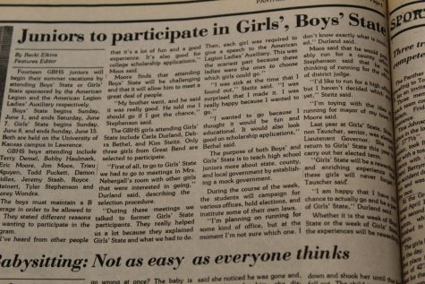 Throwback: The history of Girls' and Boys' State