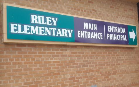 Riley Elementary School 10 years later