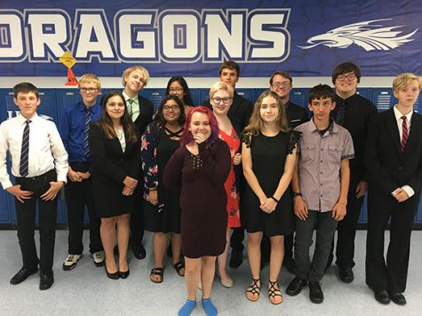 GBHS Debate Team Kicks Off Season at Halstead Tournament