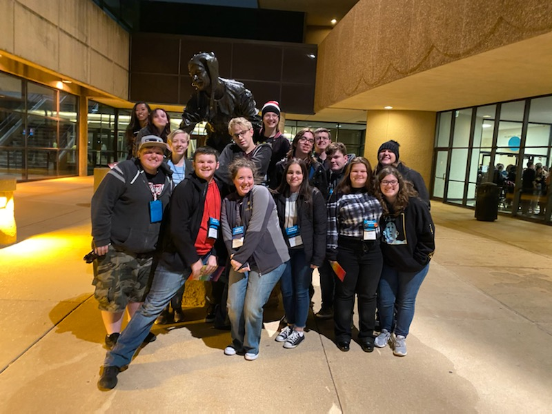 A Weekend of Drama (Kansas Thespian Festival 2020)