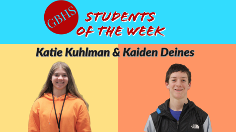 Students of the Week 02/01/21