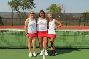 Varsity Girls Tennis Home Meet