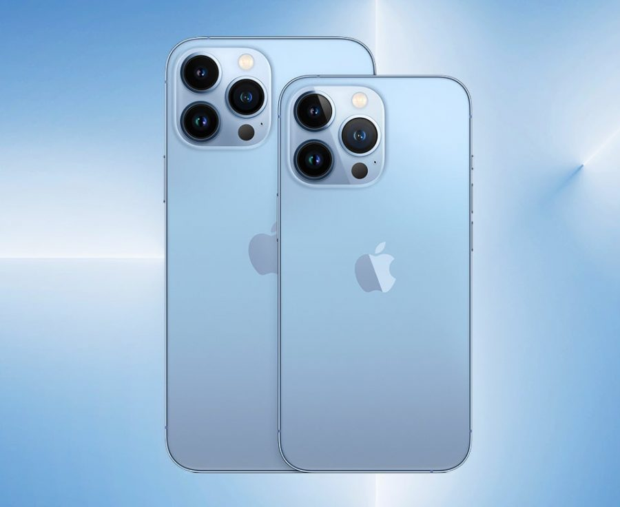 The iPhone 13